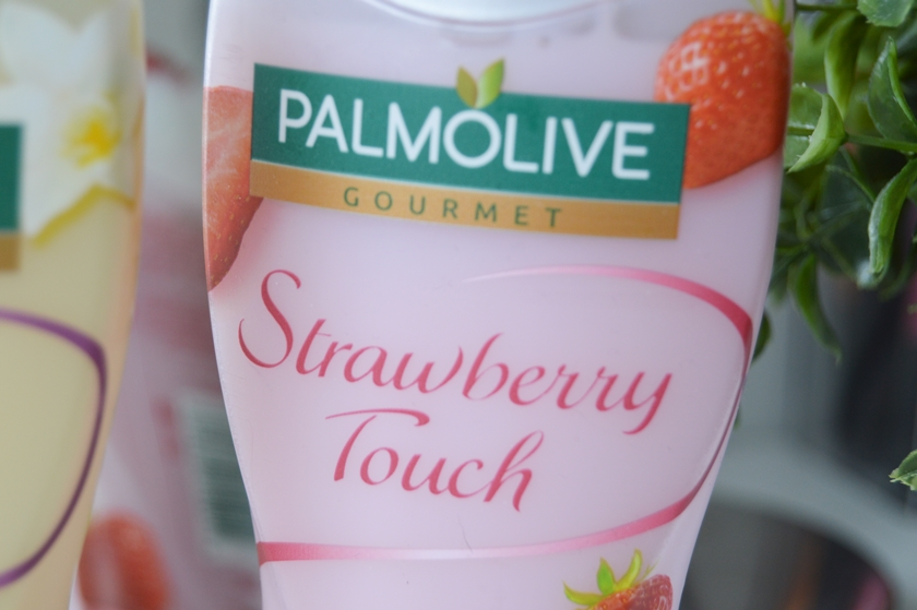 Palmolive body butter wash strawberry