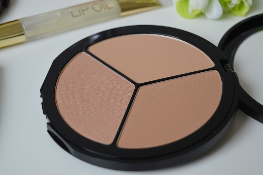 IsaDora Sunkissed Bronzed collection face sculptor palette 2