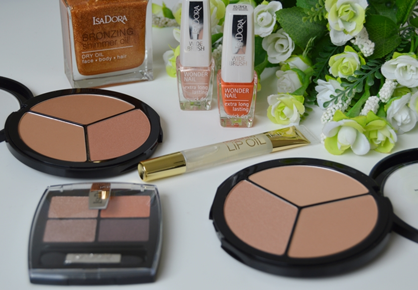 IsaDora Sunkissed Bronzed collection 2