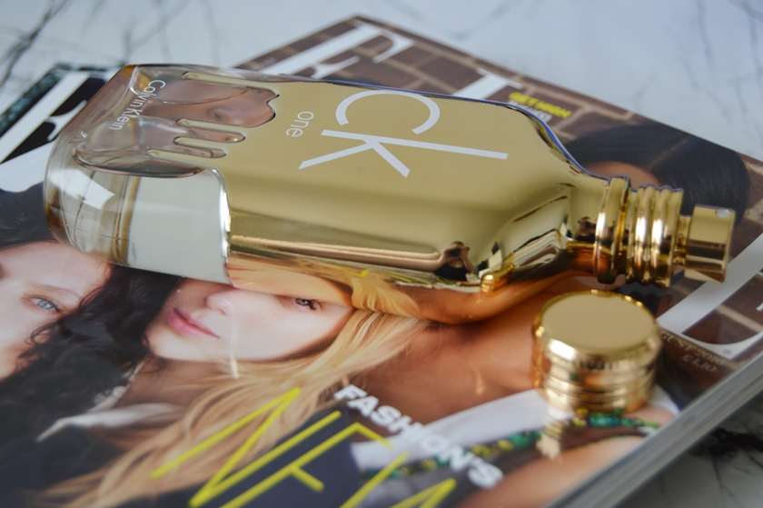Calvin Klein CK One Gold Limited edition