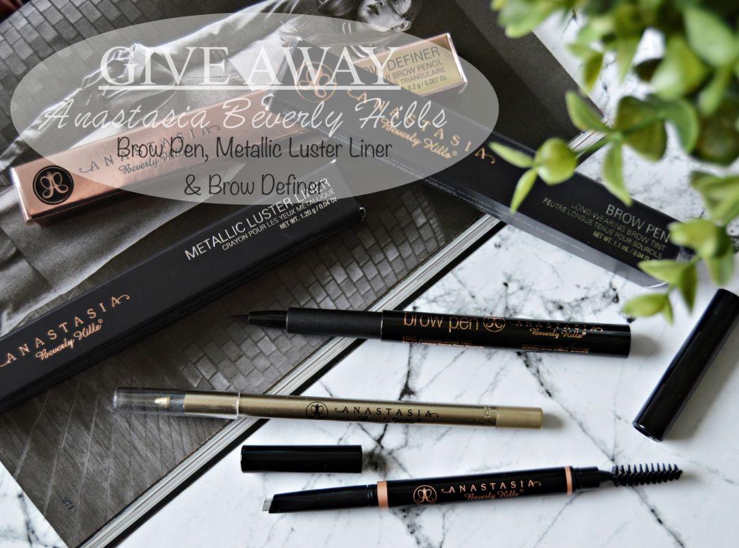 Anastasia Beverly Hills Brow Pen Metallic Luster Eyeliner Brow Definer