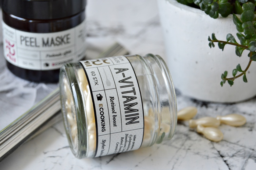 Ecooking peel mask a-vitamin