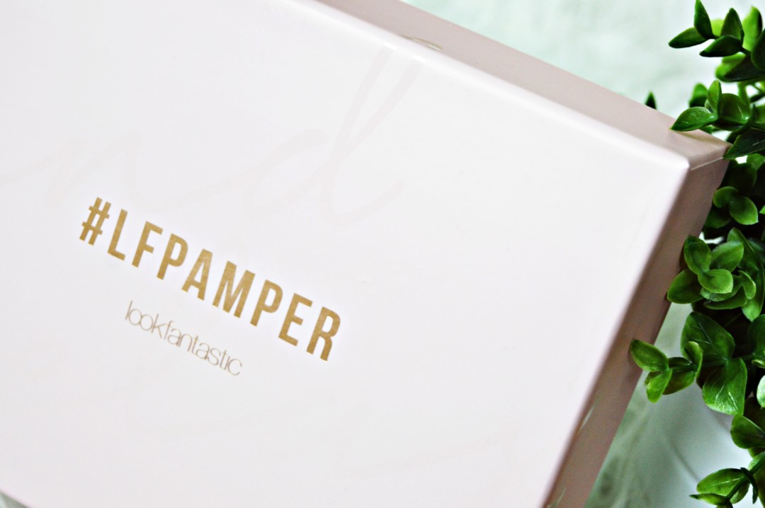 Lookfantastic Beauty Box October 2016 #LFPAMPER