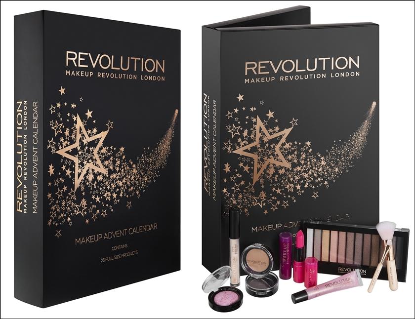 Makeup Revolution Julekalender