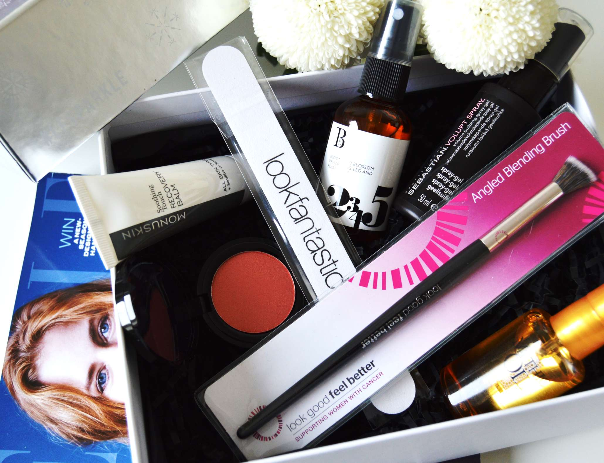 LookFantastic Beauty Box November #LFSparkle 2