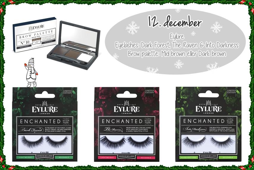 Eylure Eyelashes & Brow palette