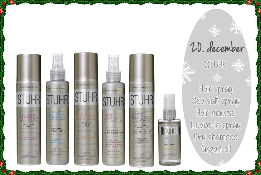 STUHR Haircare