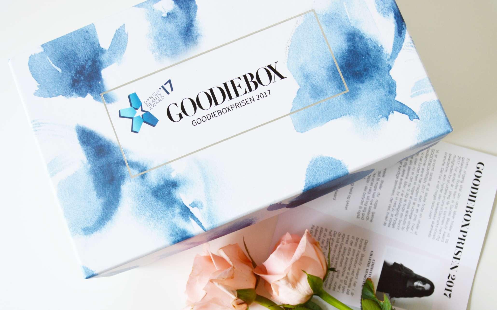 Goodiebox Goodieboxprisen 2017