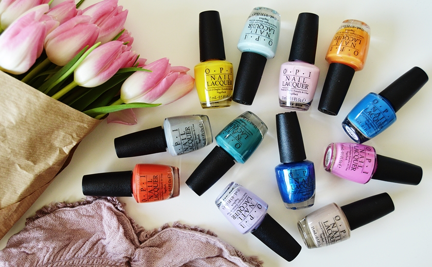 OPI Fiji Spring Summer Collection 2017