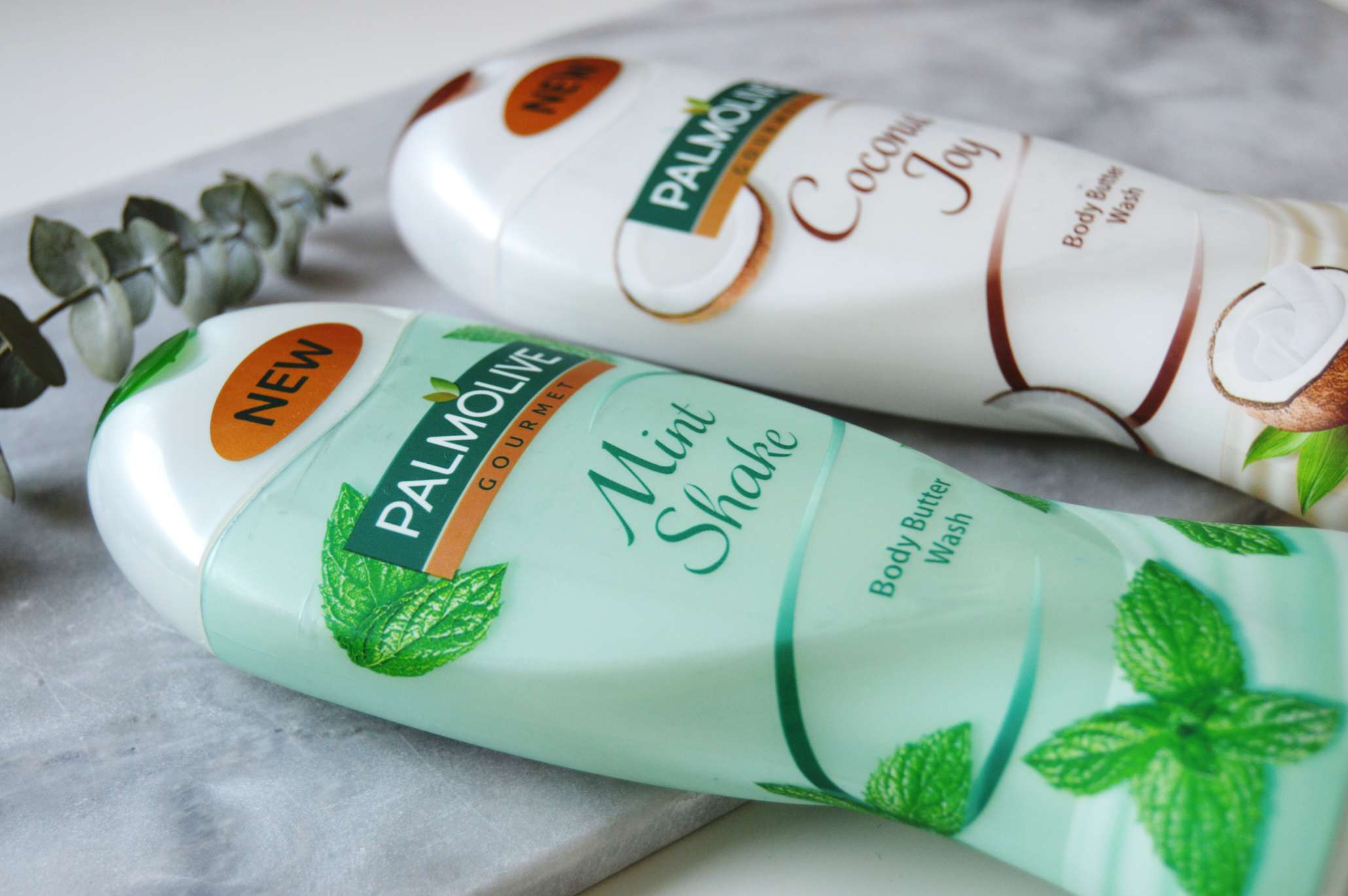 Palmolive Gourmet Mint Shake Coconut Joy