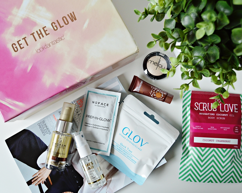 Lookfantastic Get The Glow Box Review