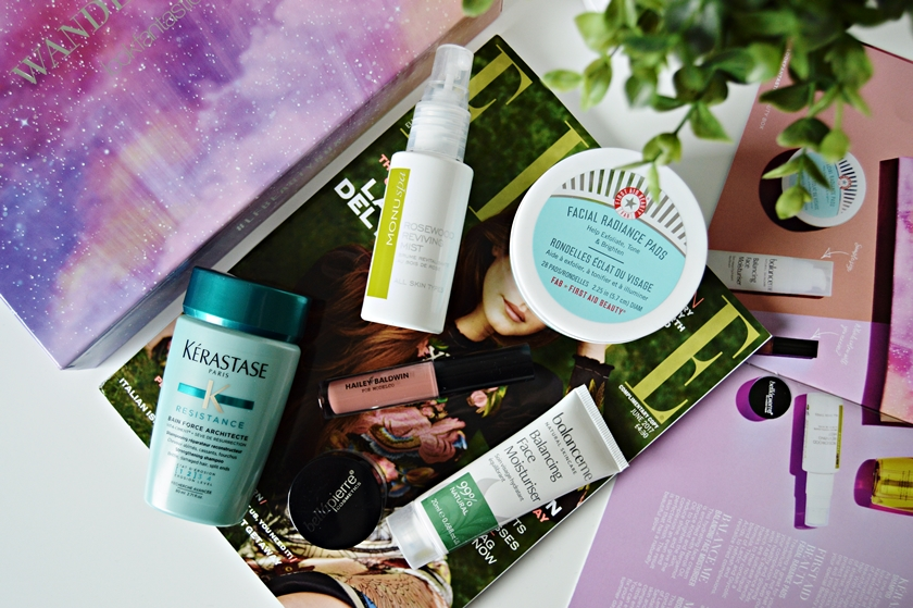 Lookfantastic Wanderlust Beauty Box