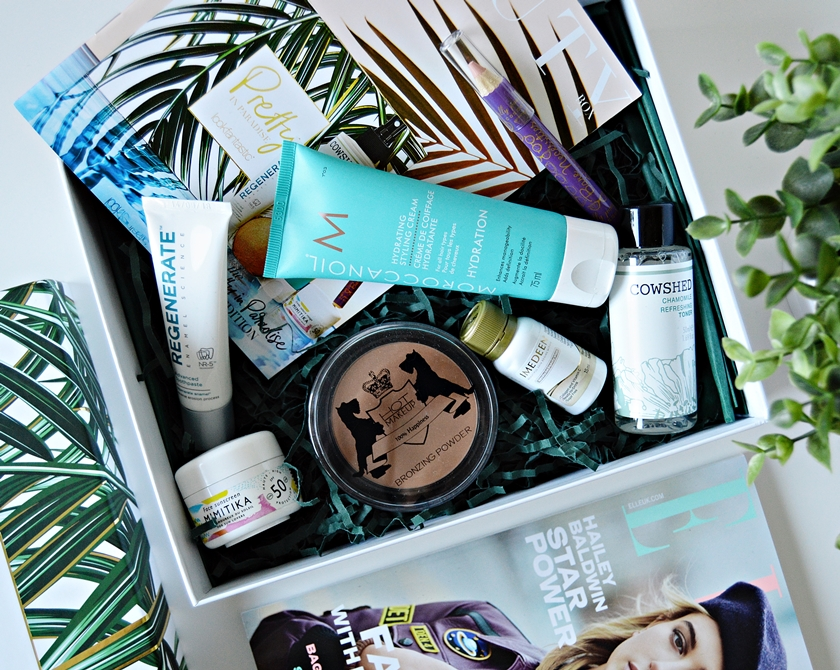 Lookfantastic Beauty Box Pretty in Paradise