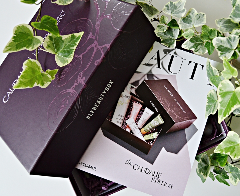 Lookfantastic Beauty Box The Caudalíe Edition