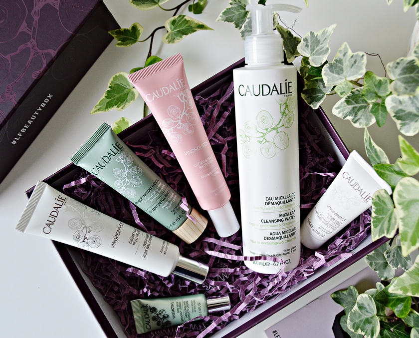 Lookfantastic x Caudalie Special Edition Box