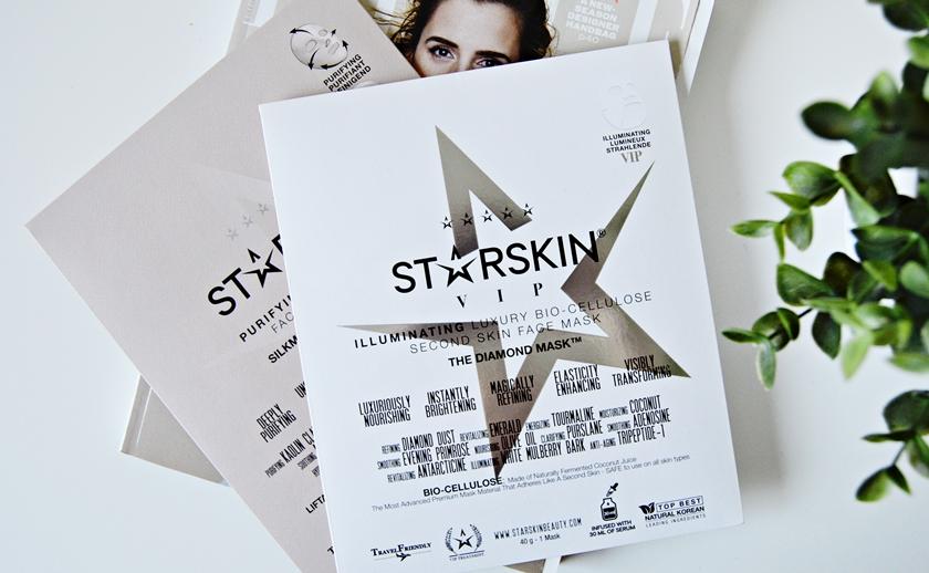 Starskin Beauty Sheet masks