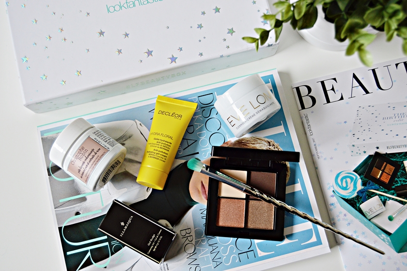 Lookfantastic The Birthday Edit Box