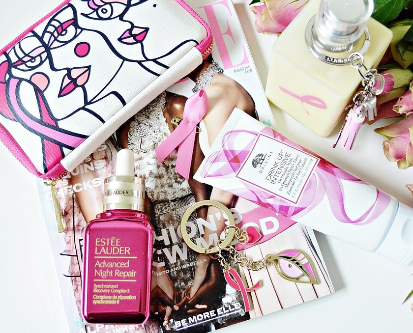 Estée Lauder Breast Cancer Awareness