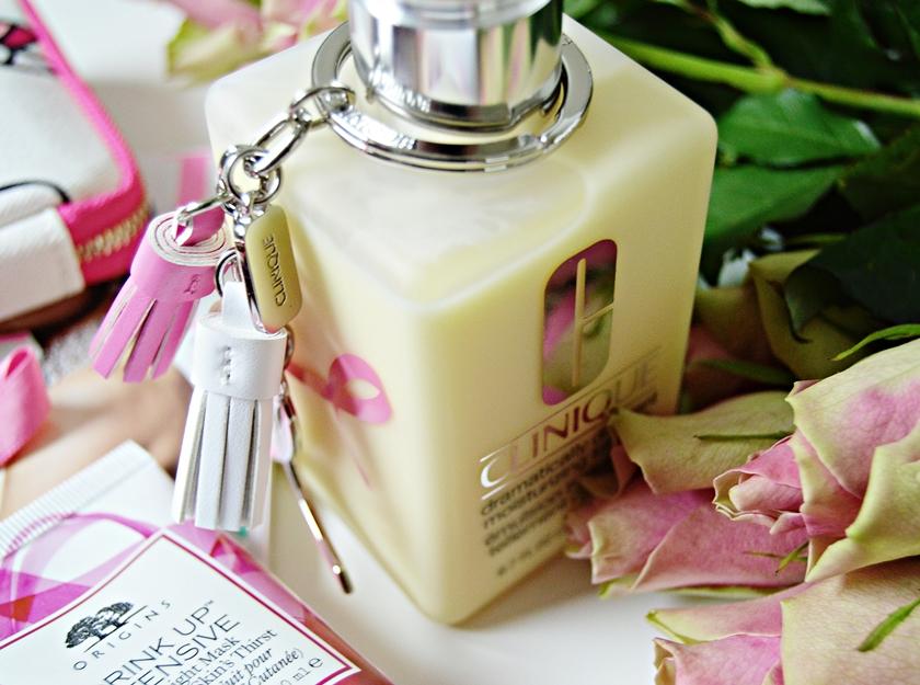 Estée Lauder Breast Cancer Awareness Clinique Moisturising Lotion