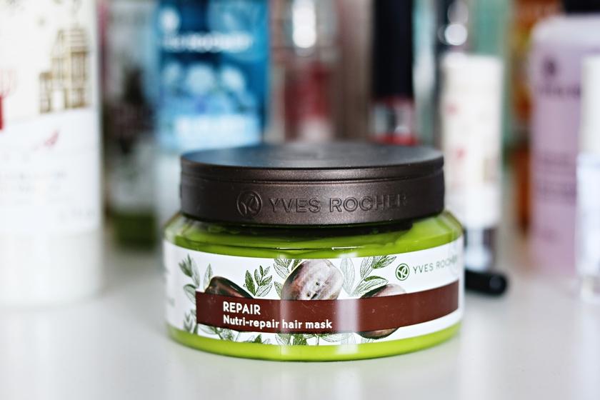 Yves Rocher Nutri Repair Hair Mask