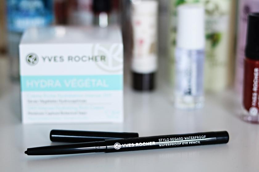 Yves Rocher Eye Pencil 01. noir