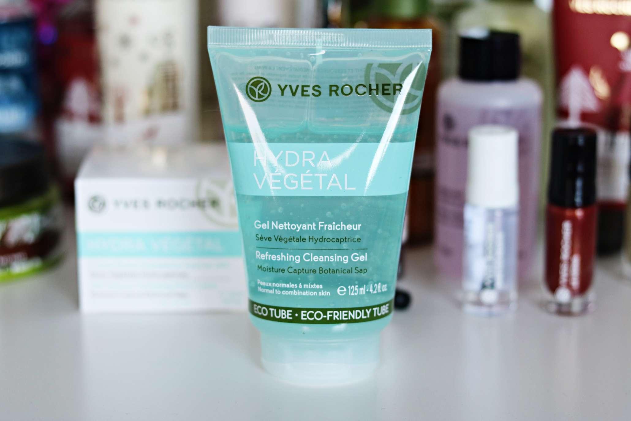 Yves Rocher Hydra Vegetal Refreshing Cleansing Gel