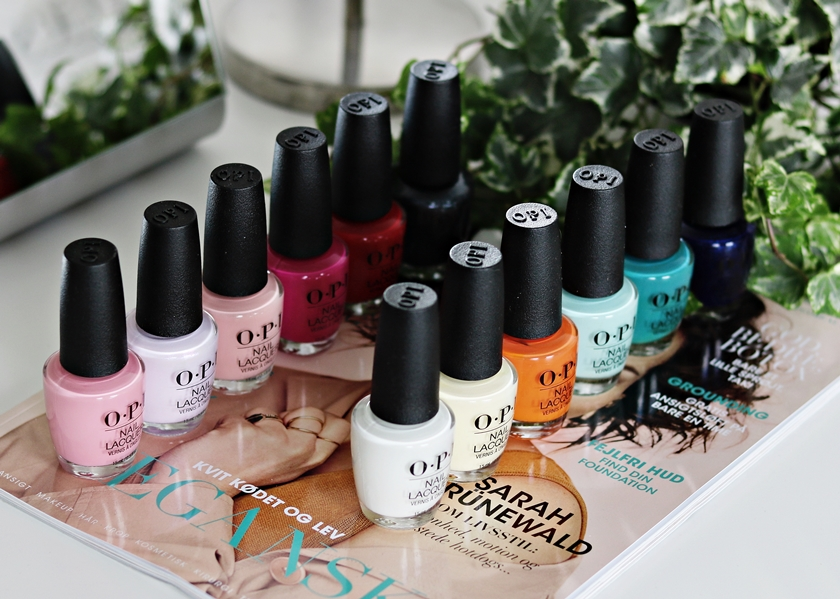OPI x Grease Collection