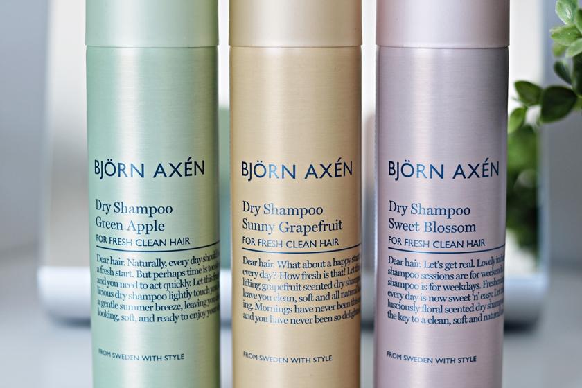 Bjørn Axén Dry Scented Dry Shampoo
