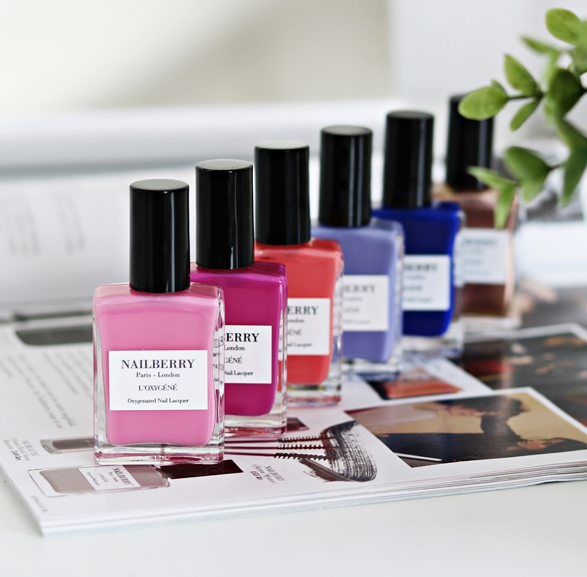 Nailberry nail polish