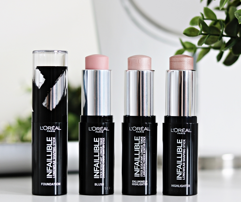 Loreal Infallible Sticks