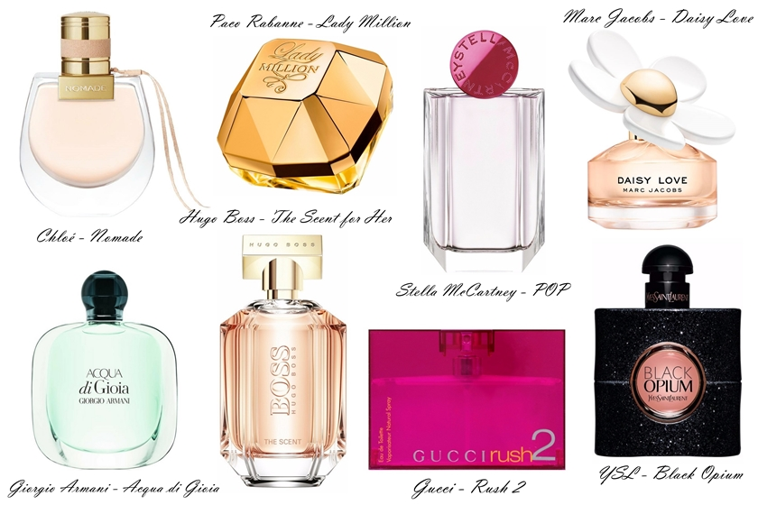 30% på parfumer hos Nicehair