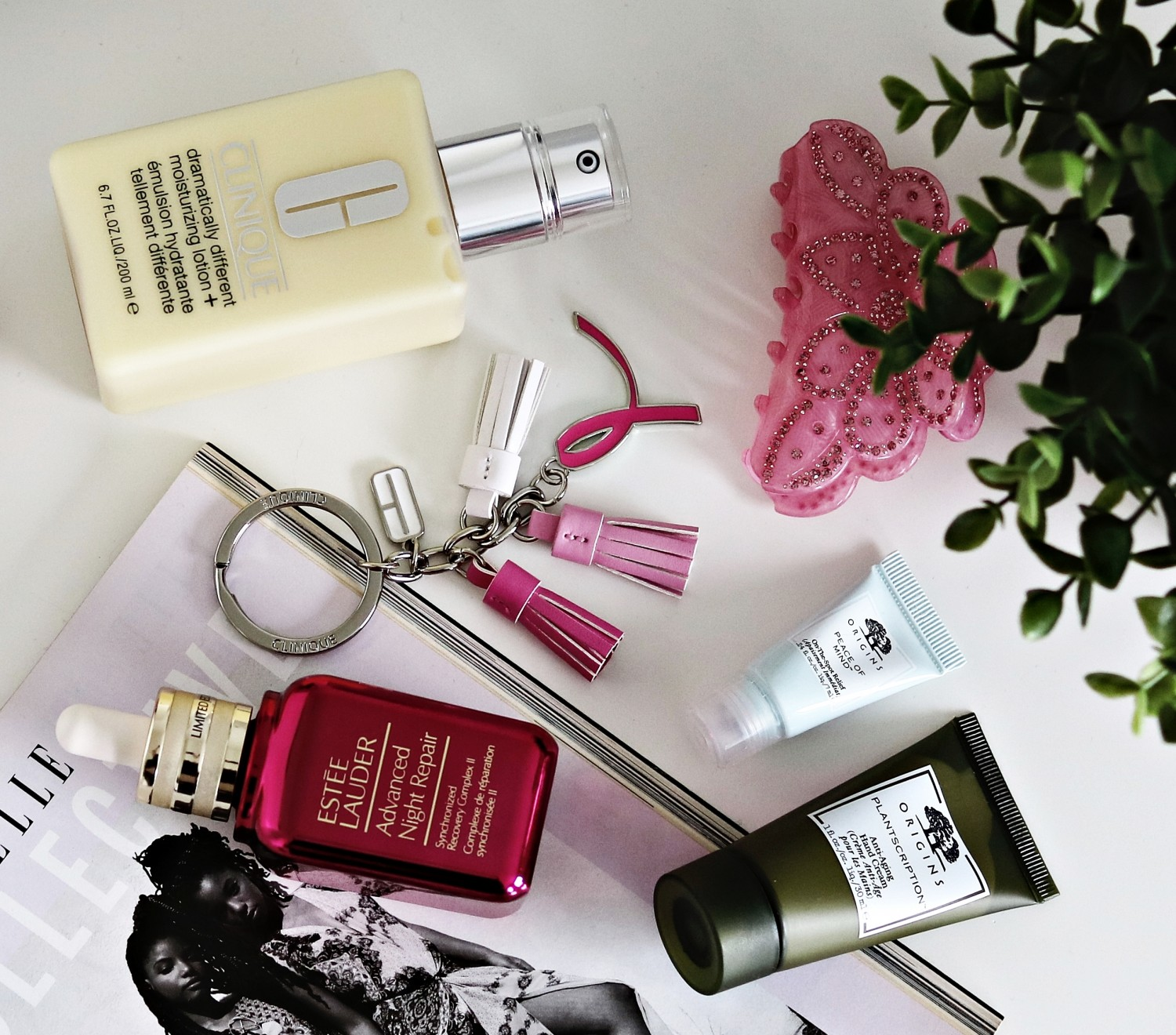 Estée Lauder Time to end breast cancer