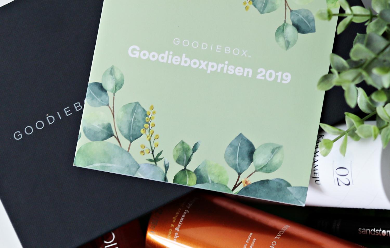 Goodiebox goodieboxprisen