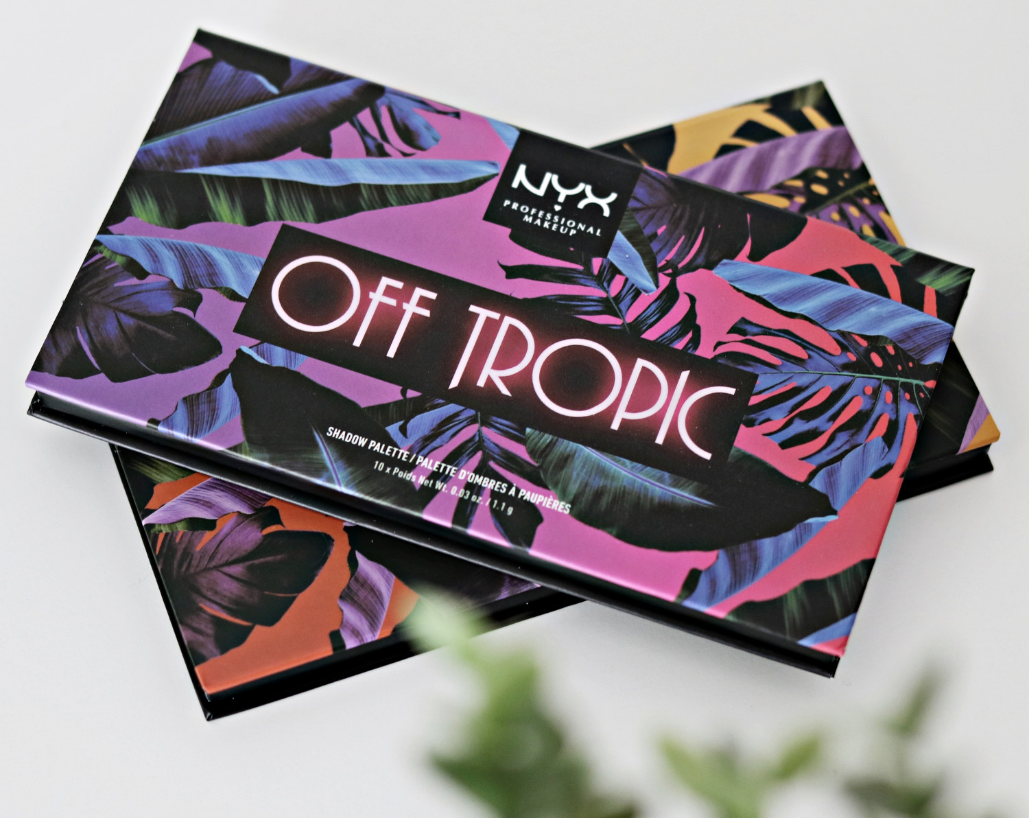 NYX Cosmetic Off Tropic