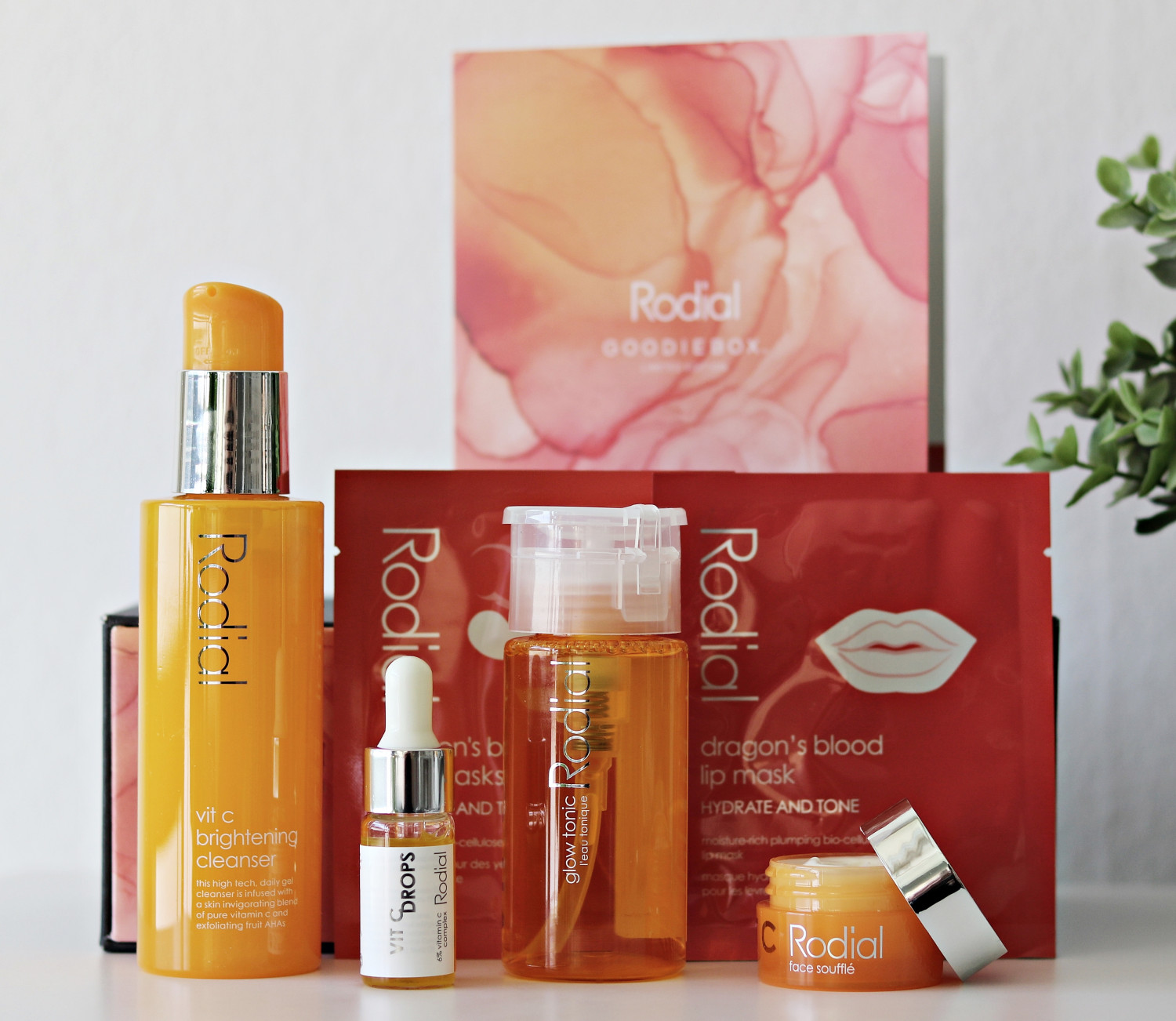 Goodiebox Rodial Limited edition