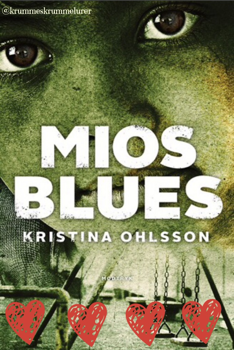 Mios Blues med hjerter