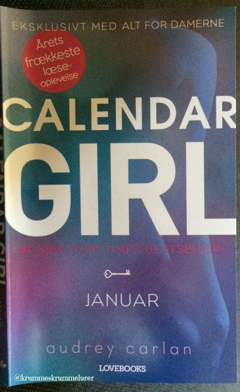 Calendar girl - januar