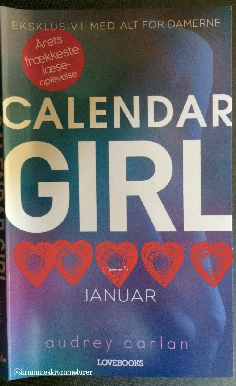 calendargirl januar - med hjerter