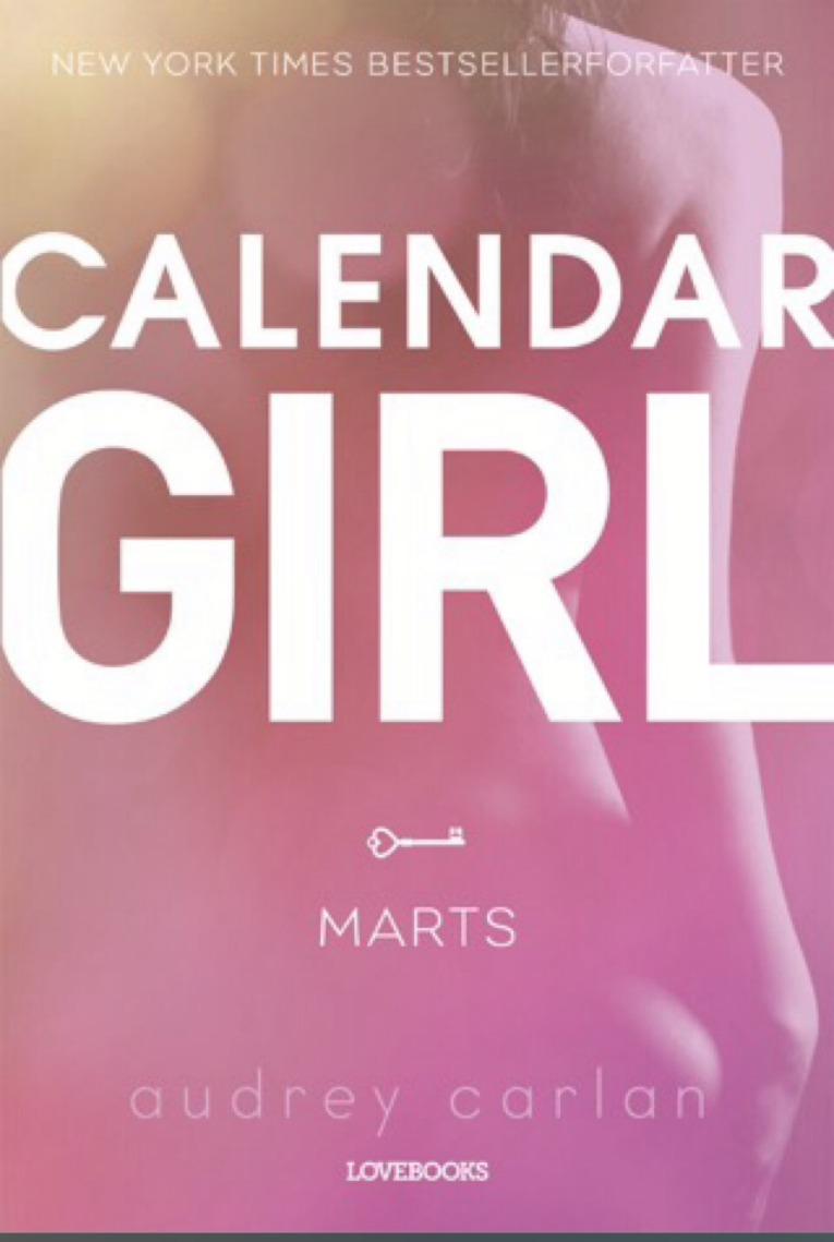 Calendargirl marts