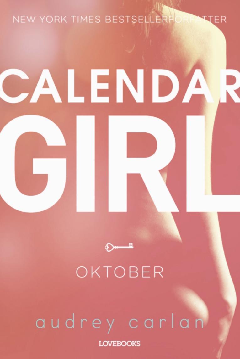 Calendar girl oktober