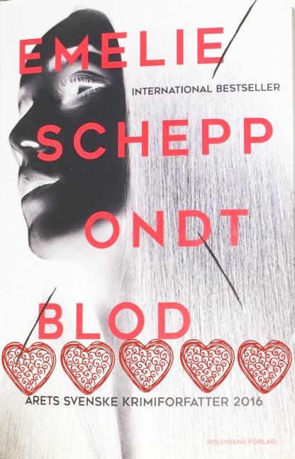 Emelie Schepp - Ondt Blod med hjerter