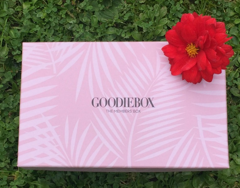 Goodiebox The Members Box August 2017