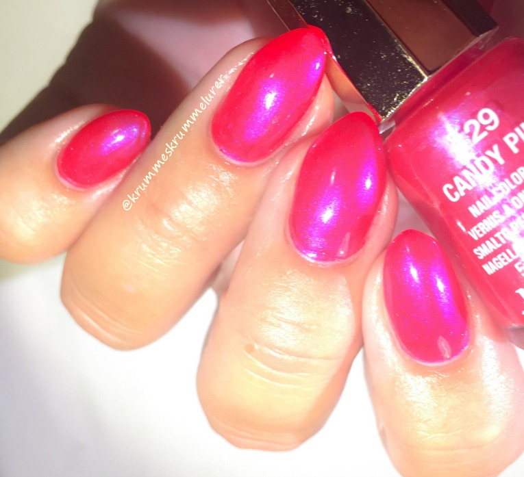 Mavala, Candy Pink,