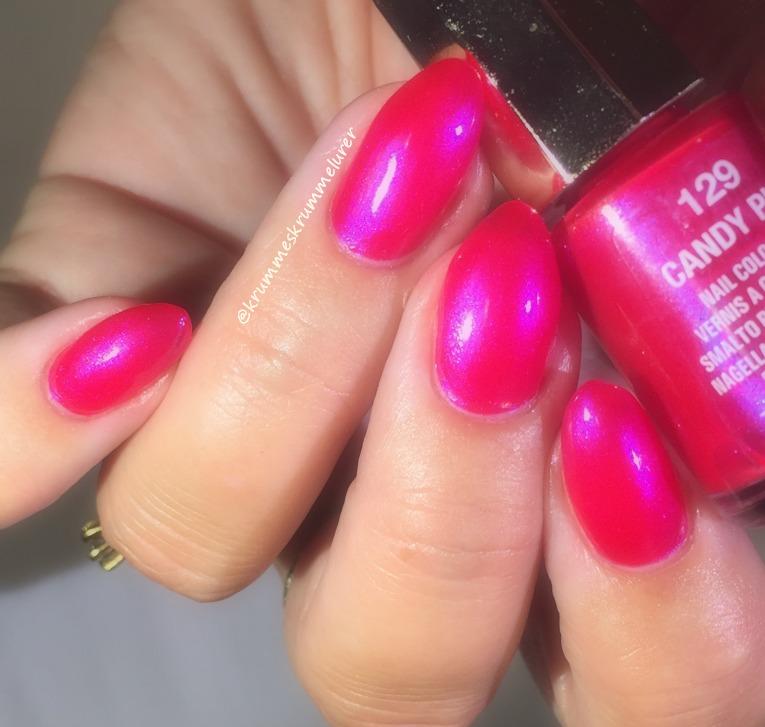 Mavala, Candy Pink