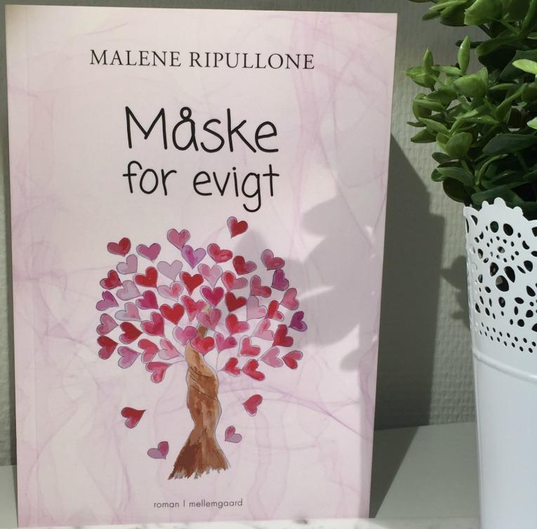 Måske for evigt, Boganmeldelse Måske for evigt, Malene Ripullone Måske for evigt, Mellemgaard,