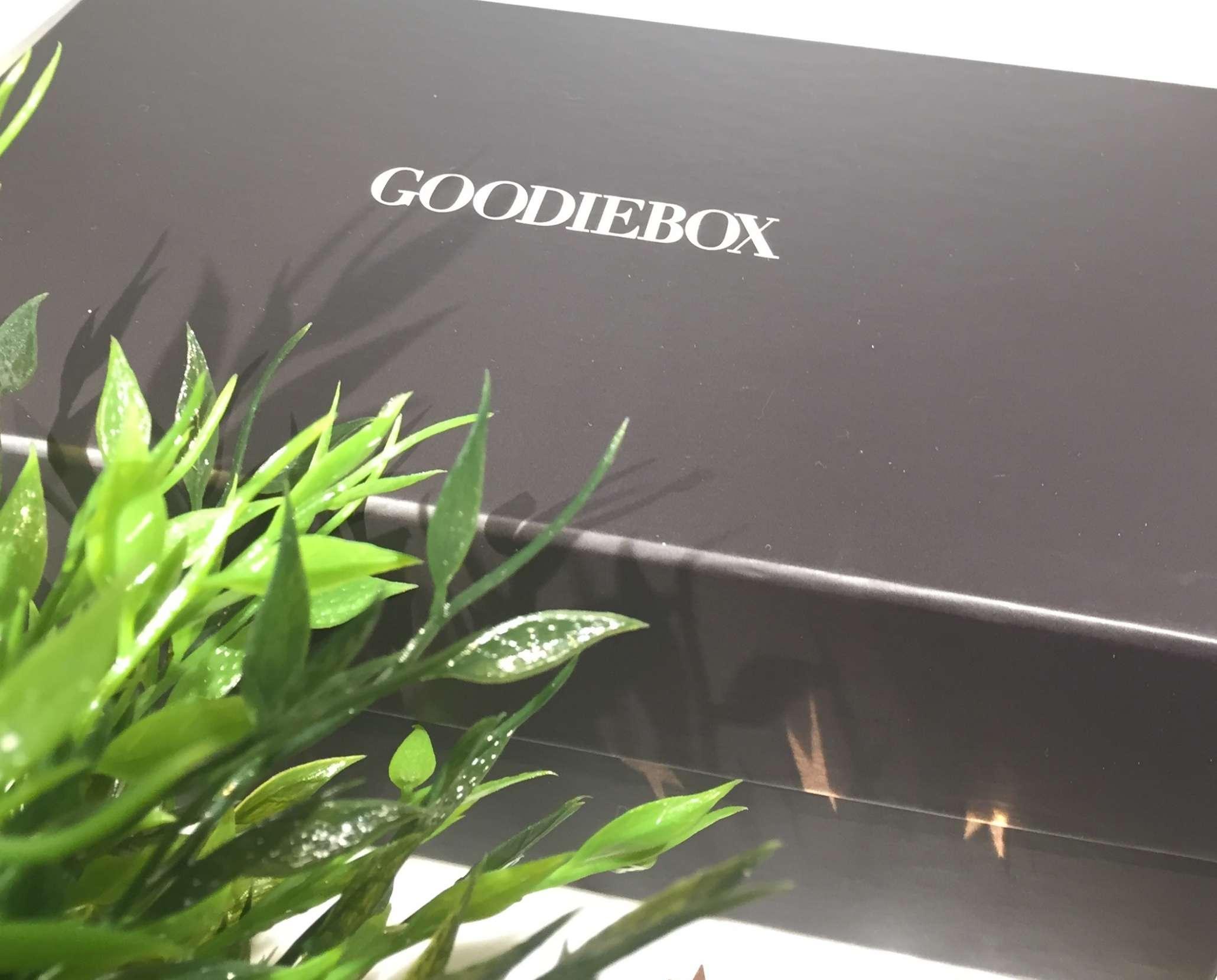 Goodiebox, Goodiebox Danmark, Iroha, Human + Kind, The Vintage Cosmetics Company, Balance Me, Ling, Iroha, Praha, Glasfil, Ansigtspleje, Håndmaske, Krummeskrummelurer, Goodiebox Oktober 2017
