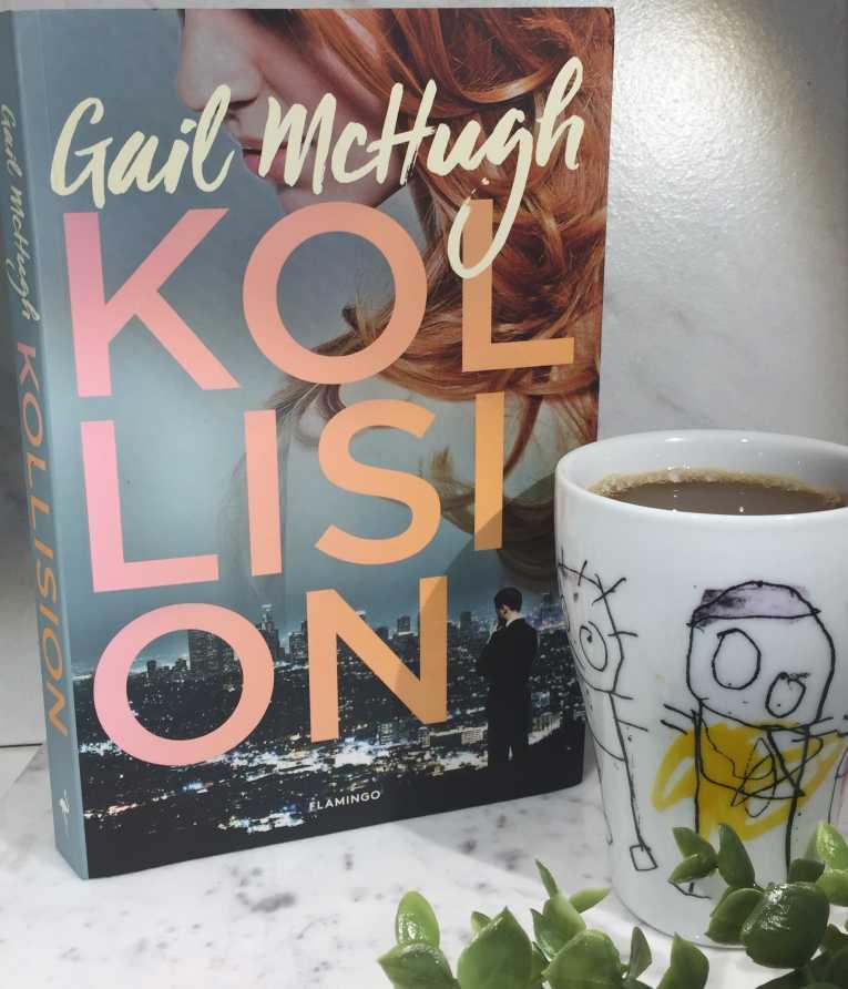 Kollision, Gail McHugh Kollision, Flamingo, Flamingo Books, Flamingo Kollision, Anmeldelse, Boganmeldelse