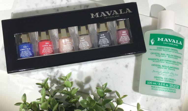 Mavala efterår 2017, Matas, Mavala neglelak