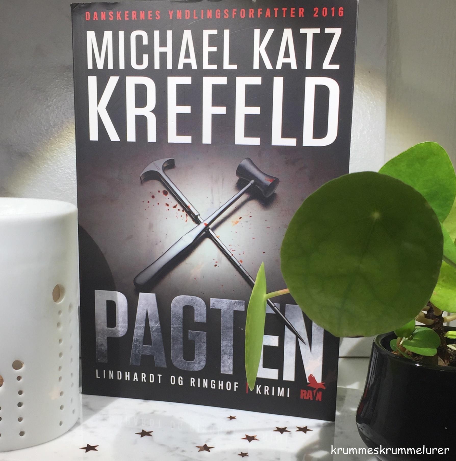 Michael Katz Krefeld, Pagten, Lindhardt og Ringhof, Pagten Michael Katz Krefeld, Ravn og Møffe, Michael Katz Krefeld Pagten, Anmeldelse,