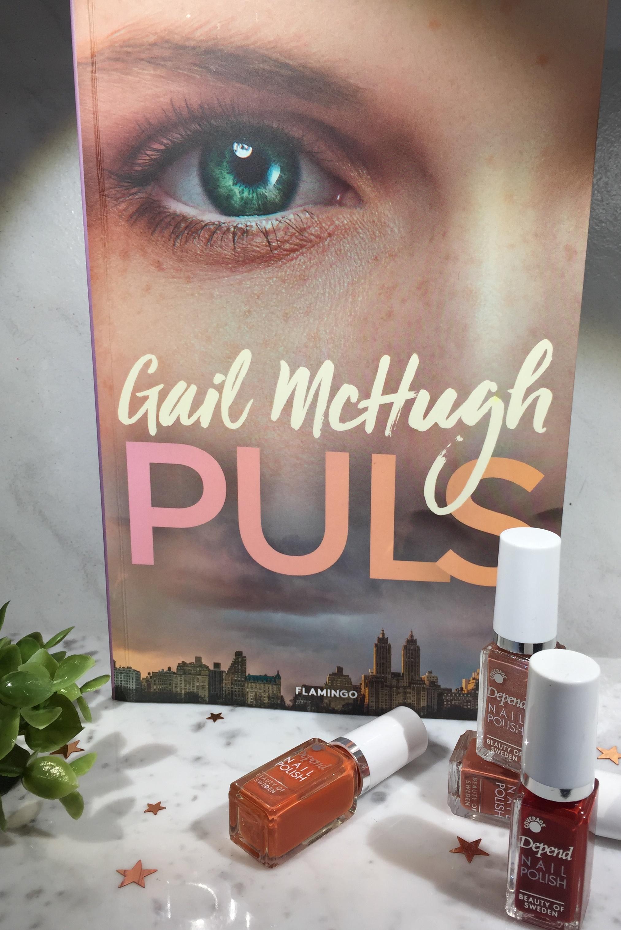 Boganmeldelse, Flamingo Books, Boganmeldelse Puls, Anmeldelse Gail McHugh Puls, Krummes Krummelurer
